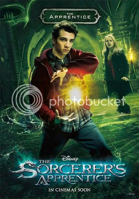 The Sorcerer's Apprentice O Aprendiz de Feiticeiro