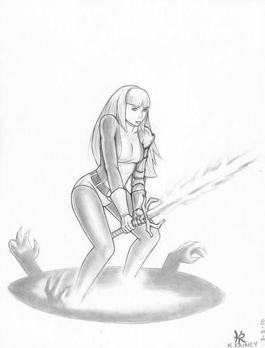 illyana commission