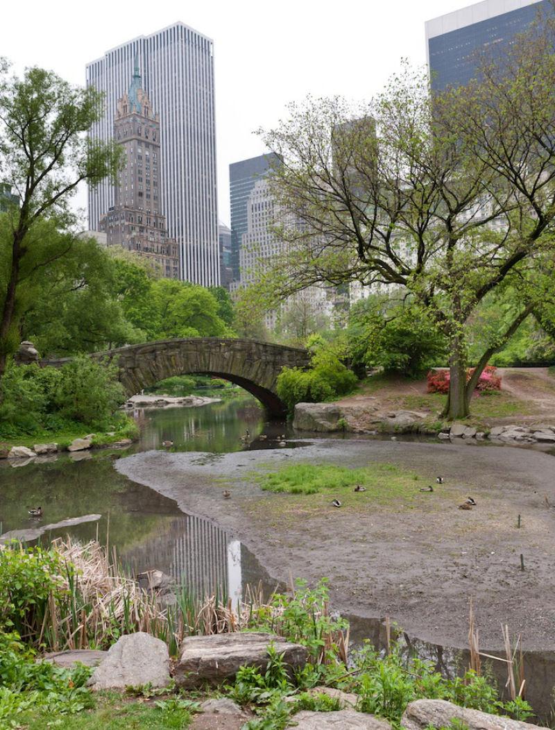 Fotos marcantes mostram a cidade de Nova Iorque ontem e hoje 02
