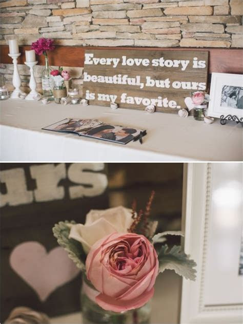 17 Best images about Reception; entry table on Pinterest