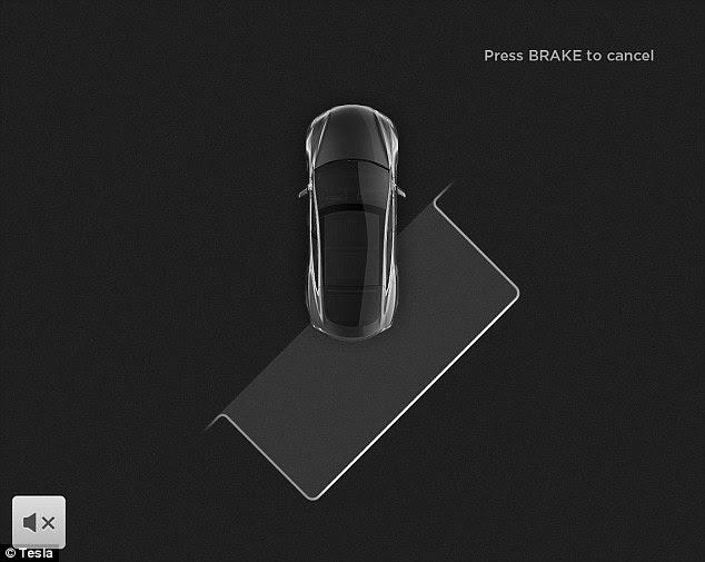 Tesla Autopilot Blind Spot
