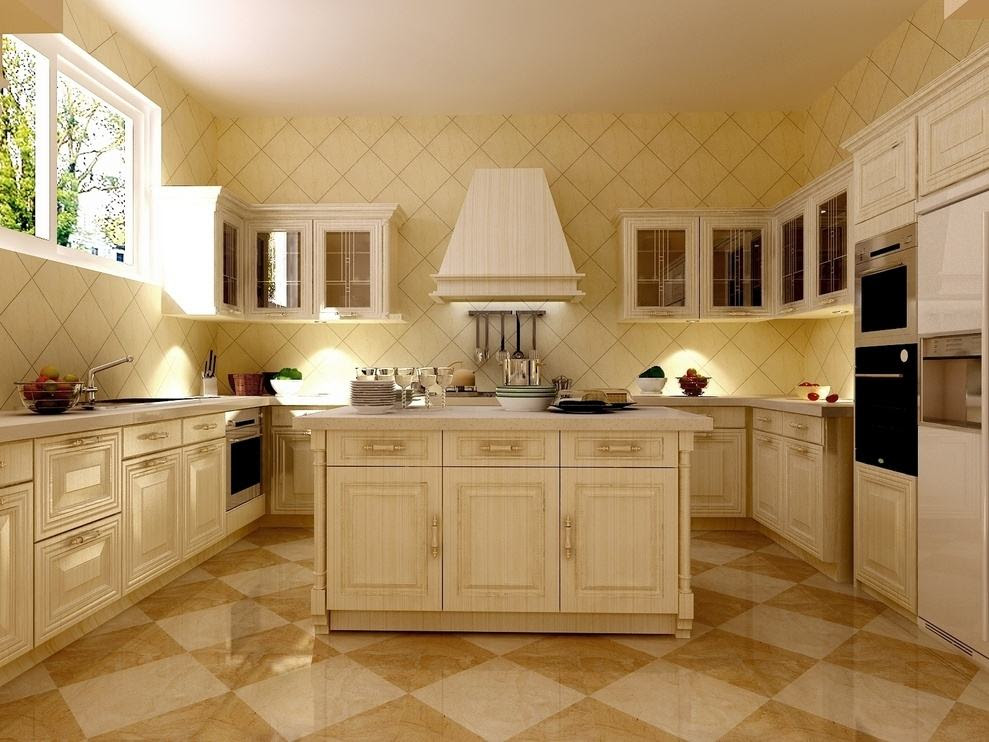 Kitchen cabinet door color matching points what color ...