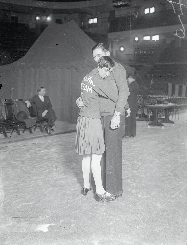 As loucas maratonas de dança da Grande Depressão 05