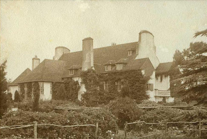 Maison de l'Architecte Anglais, Sir Edwin Lutyens