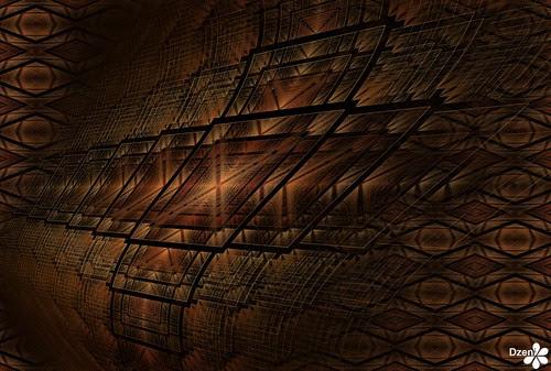 Wire Mosaic