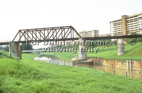Ulu Pandan Railway Bridge - from Picas 1991 (1)