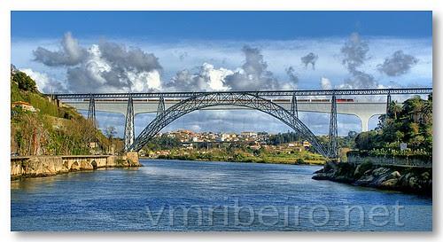 Ponte D. Maria Pia by VRfoto