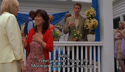 Lds Mormon References In Cheaper By The Dozen 2003