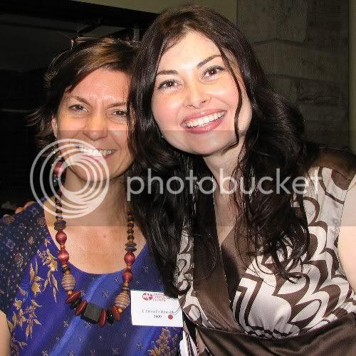 2010 SHUWPF Conference_Danielle and Heidi