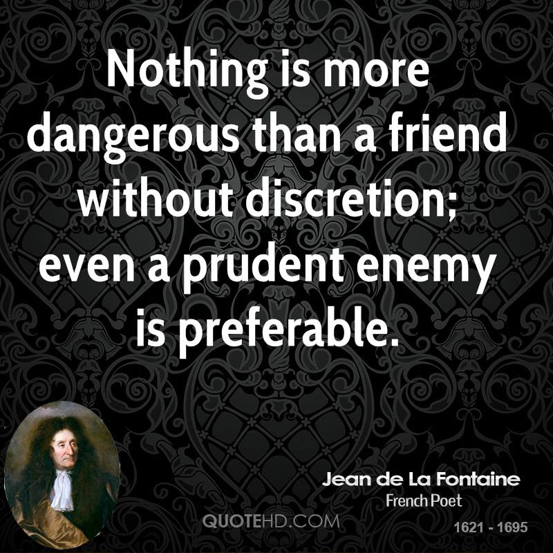 Jean De La Fontaine Quotes Quotehd
