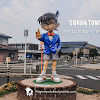 Detective Conan City In Japan