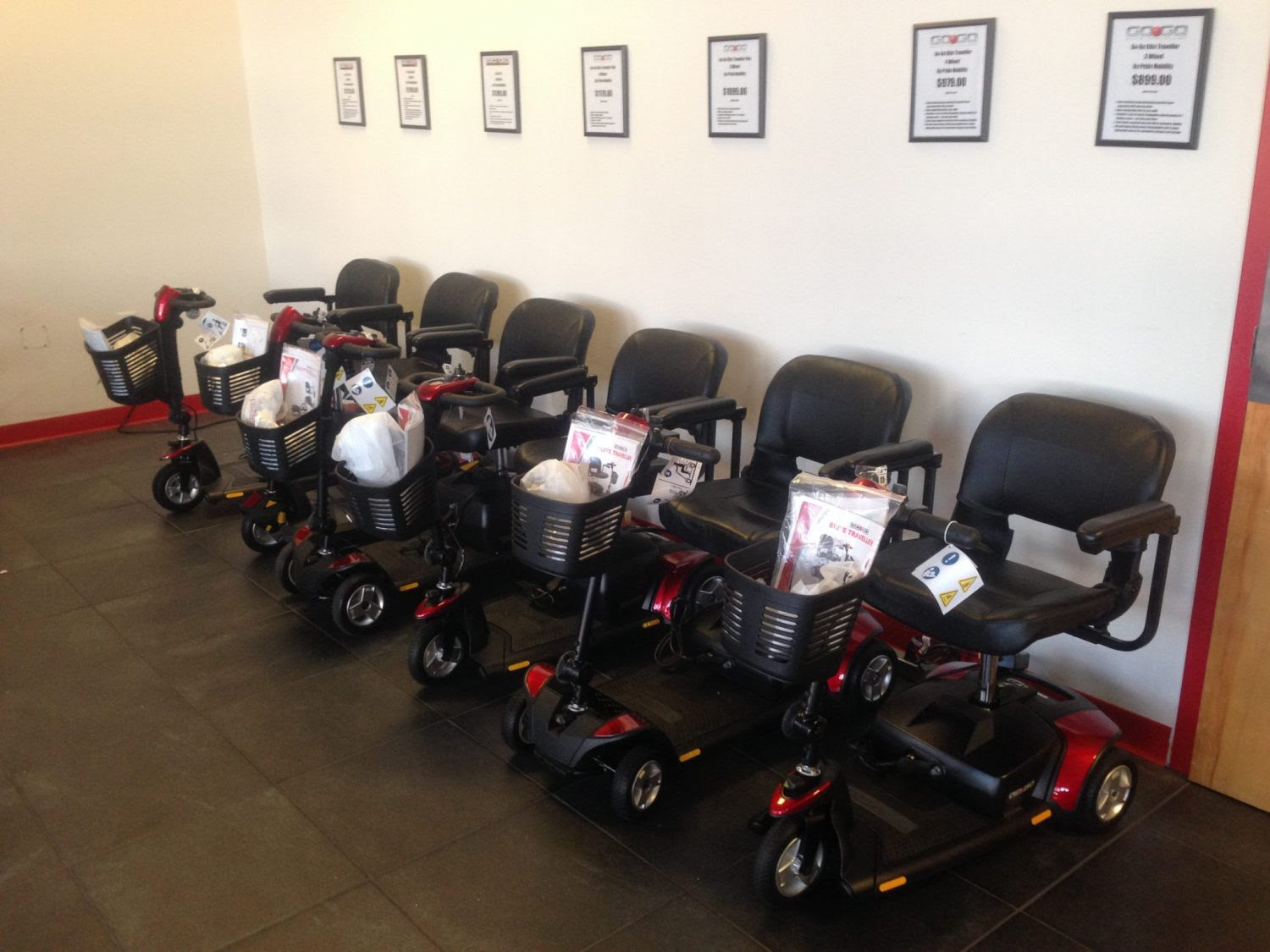 Orlando Scooter Store New Pride Mobility Scooters For Sale