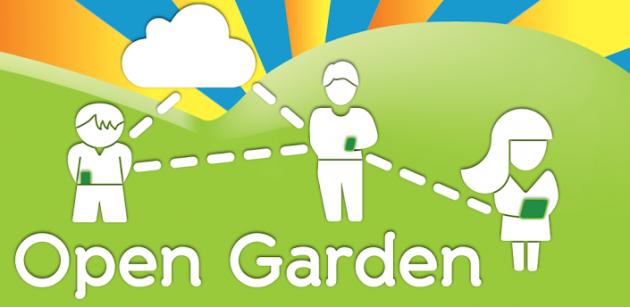 open garden app