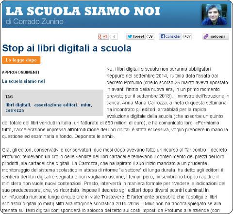 http://www.repubblica.it/rubriche/la-scuola-siamo-noi/2013/07/21/news/stop_ai_libri_digitali_a_scuola-63389495/