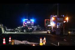 A1 Unfall Burscheid