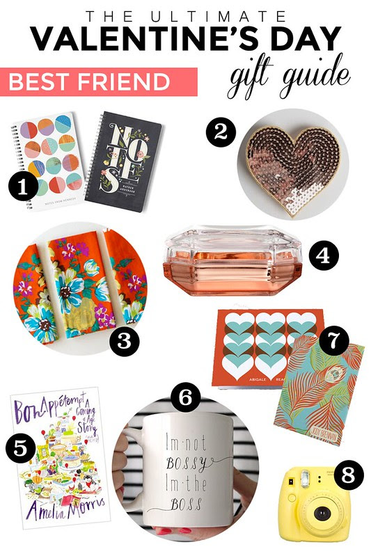 Valentines Day Gift Guide For Your Best Friend