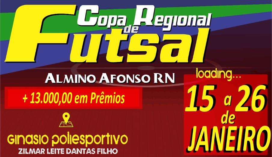 Dois jogos encerraram ontem a primeira fase da Copa Regional de Fut...