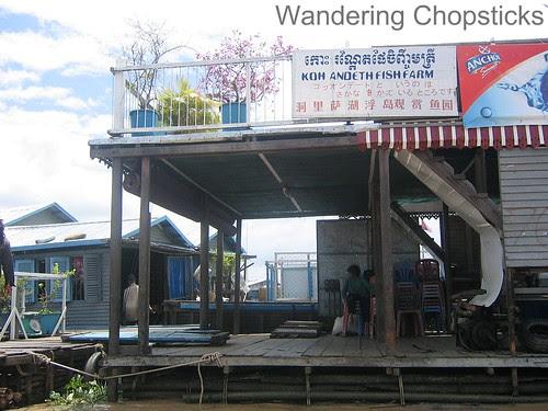 Chong Kneas Floating Village 9