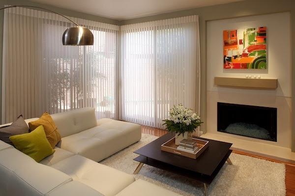 Modern Vertical Window Blinds