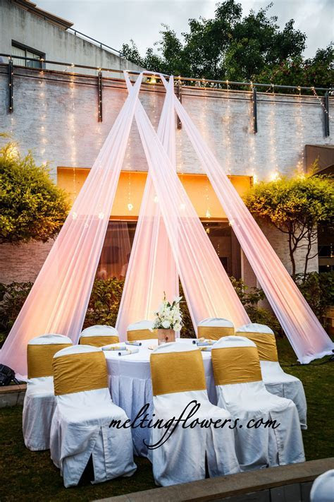 Woodrose Club Wedding Resort   Outdoor Wedding Venues