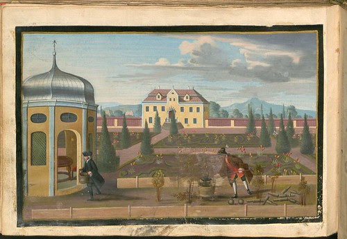 Liber Amicorum - Johann Christian Sigmund Mönch p