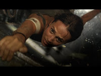 Tomb Raider (2018) BluRay 720p 900MB Sub Indo