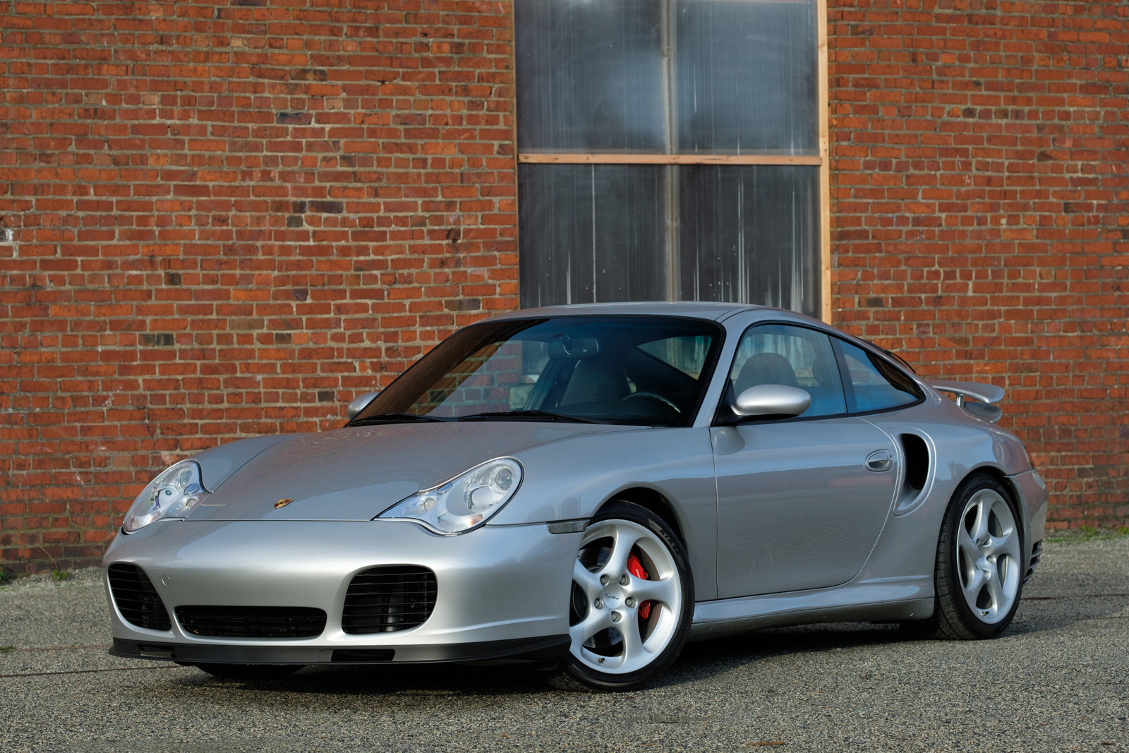 2001 Porsche 911 Turbo 996 Silver Arrow Cars Ltd