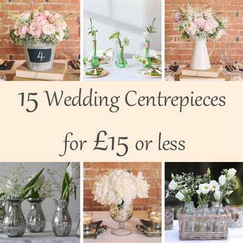 vintage wedding centrepiece ideas   The Wedding of My