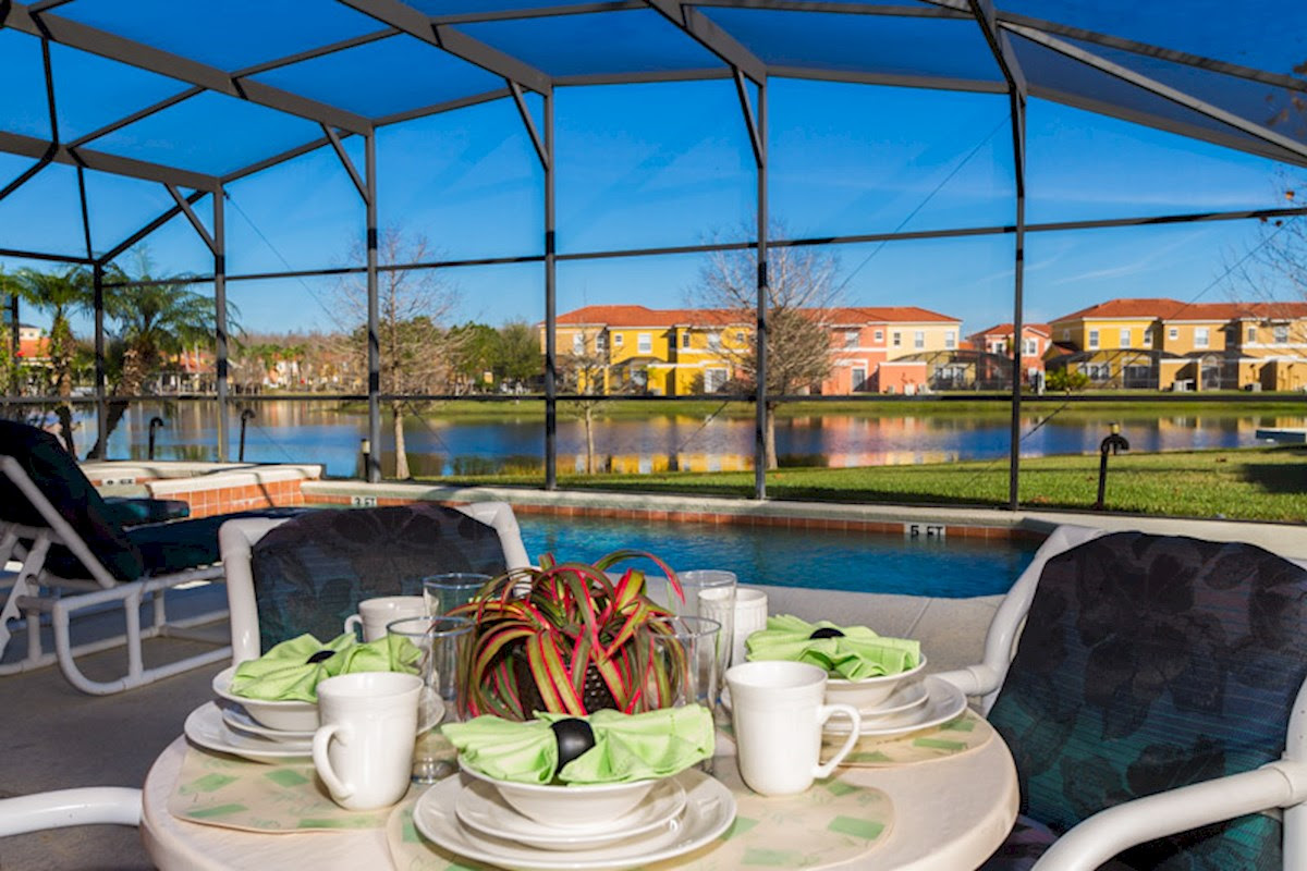 Terra Verde Resort 4 Bed 4 Bath Luxury Orlando Vacation Rental