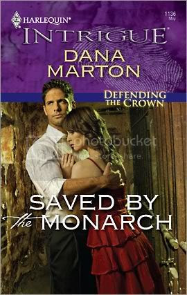 Saved by the Monarch_Dana Marton