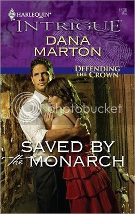 Saved by the Monarch_Dana Marton