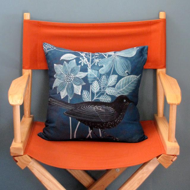 Cyanobird at home