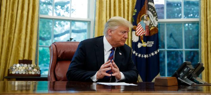 Ντόναλντ Τραμπ (Φωτογραφία: AP Photo/Evan Vucci)