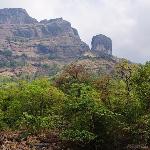 Bhairavgad, Malshej