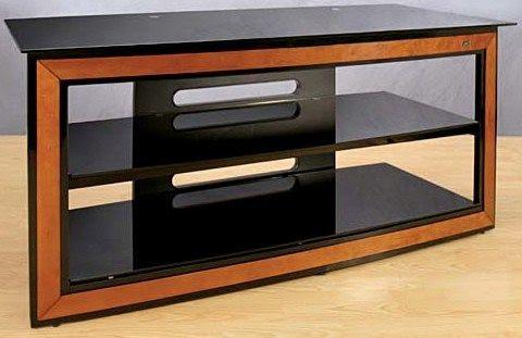Bell'O AVSC-2124 Versatile Cherry Wood Trim Audio/Video Furniture ...
