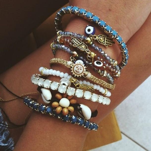 Resultado de imagem para bracelet tumblr