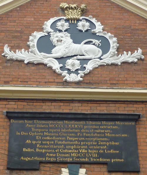 Ludlow Almshouses