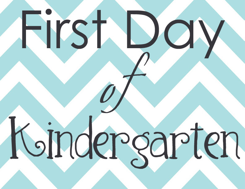 Quotes About First Day Of Kindergarten 11 Quotes