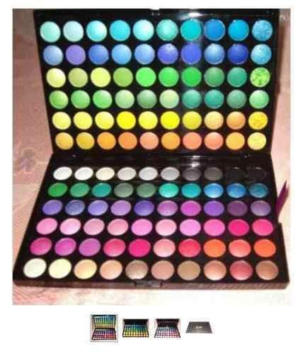 • Paleta de Maquiagem 120 Cores