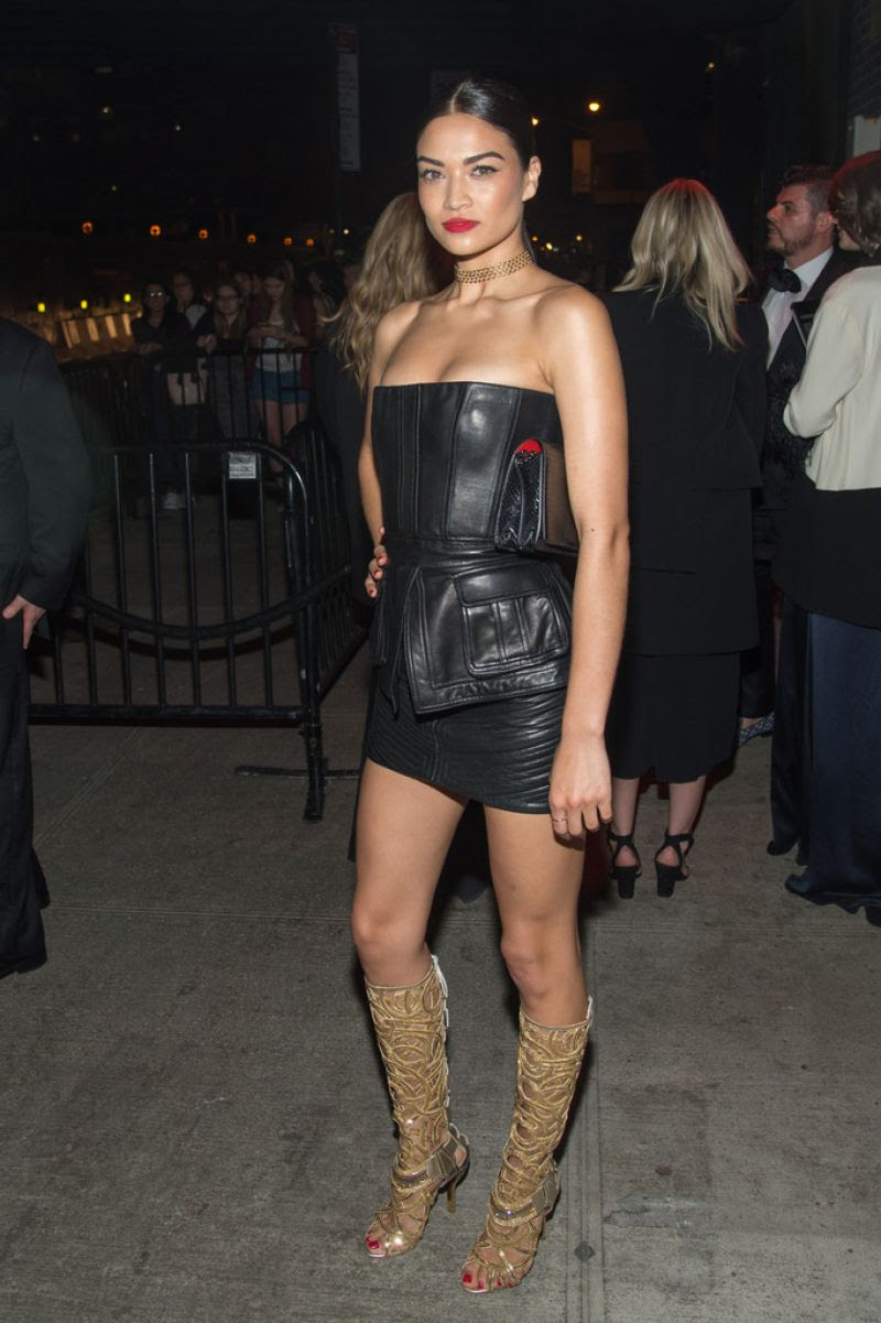 SHANINA SHAIK at MET Gala After Party in New York