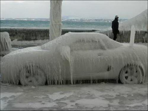 Ice Car
