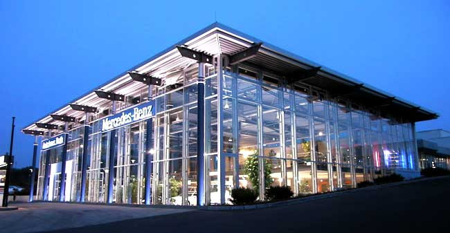 Daimler to Sell Four German Mercedes-Benz Outlets in Cost ...