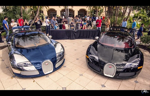 Bugatti Sang Bleu & Sang Noir by Savage Land Pictures