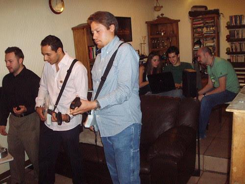 ¿Quien le robo la guitarra a Pedro?