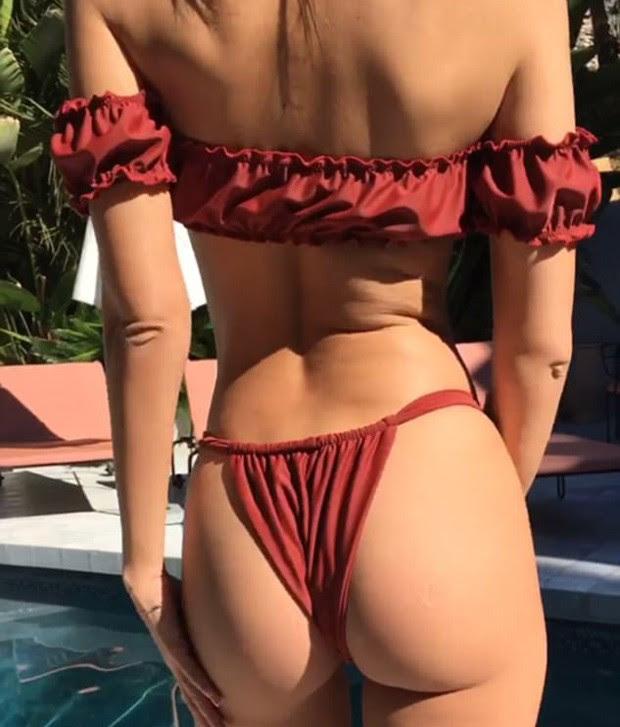 Emily Ratajkowski (Foto: Reprodução/Instagram)