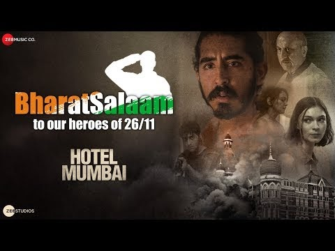 भारत सलाम / Bharat Salaam Lyrics Hindi And Enlish – Hotel Mumbai