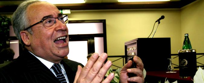 Sanitopoli Abruzzo, ex governatore Del Turco condannato in appello a 4 anni e due mesi