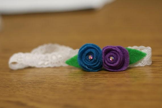Lovely Flower Headband