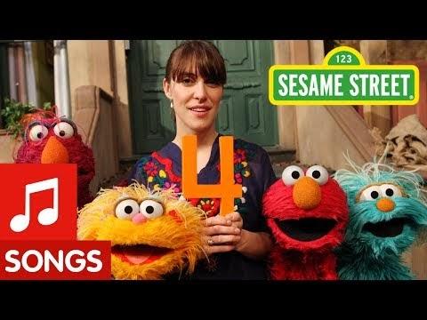 1 2 3 4 Feist Sesame Street Chukuleles
