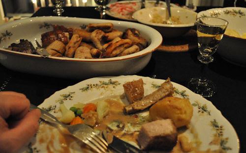 x-mas dinner :: julemiddagen #2